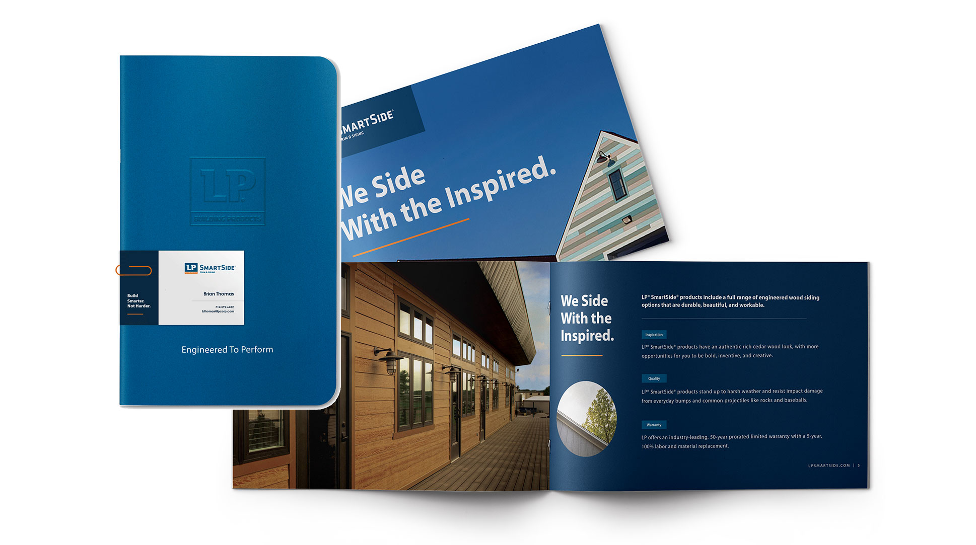 LP Smartside Brochure