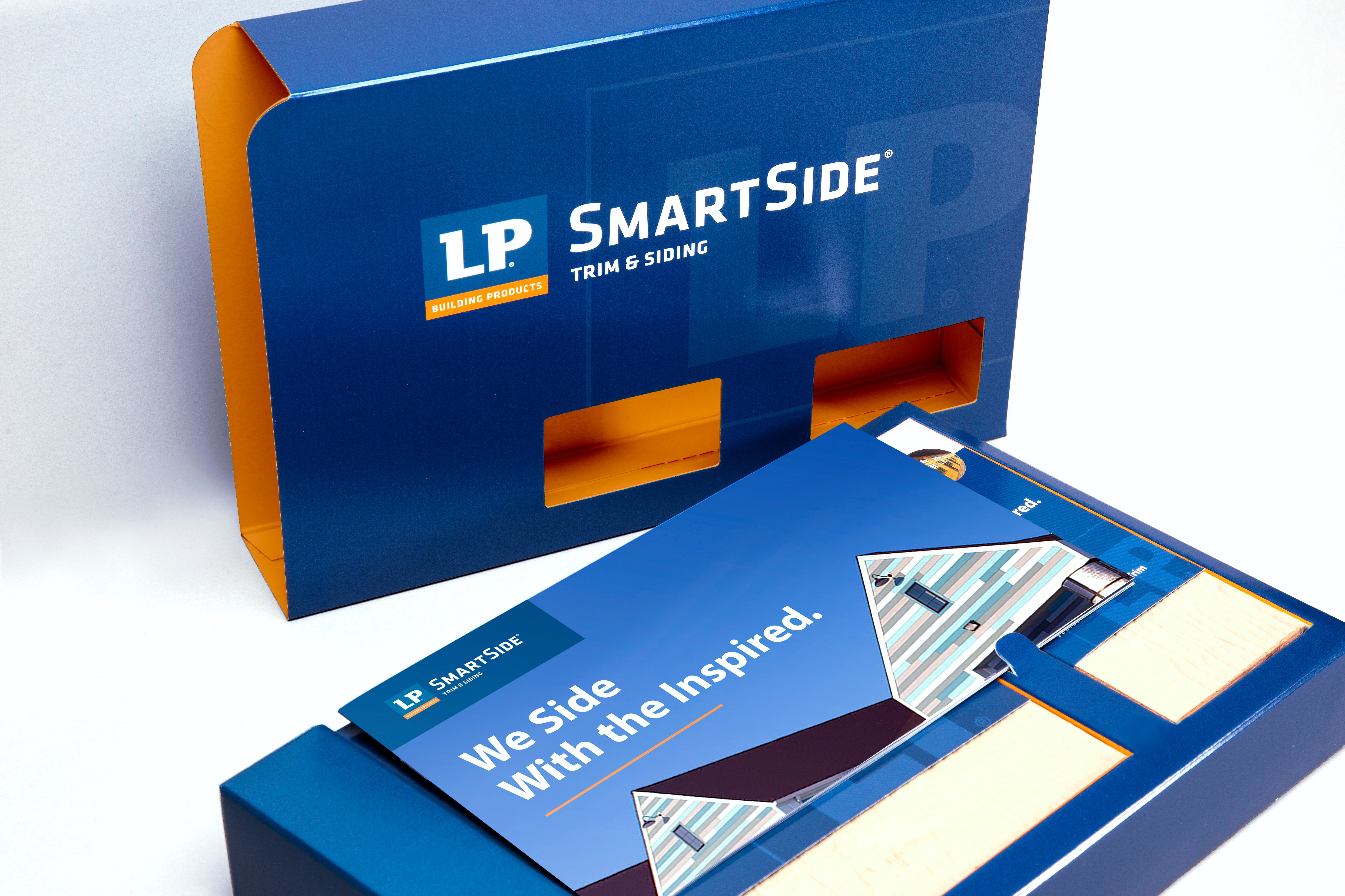 LP Smartside Direct Mail Exterior