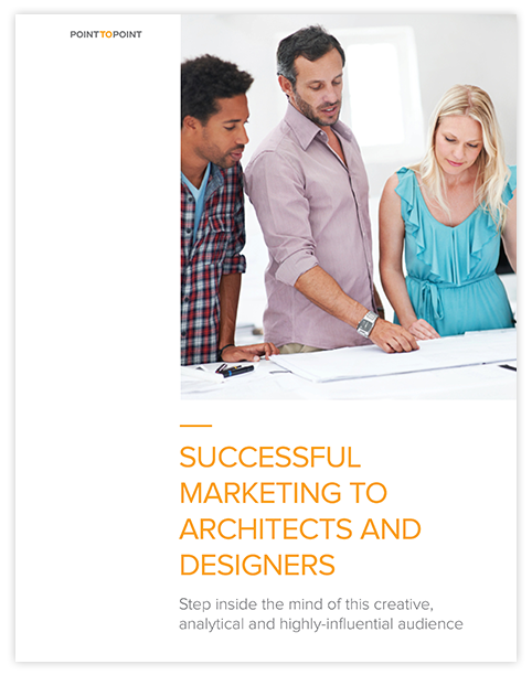 Successful Architects successful marketing to architects & designers