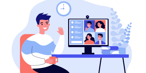 Creating Human Connections Through Your Computer Screen