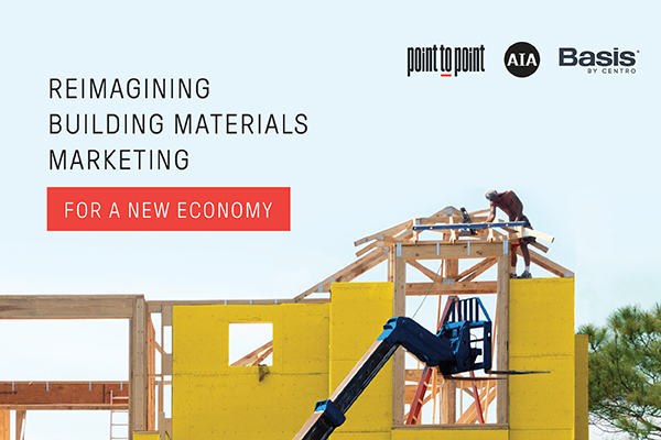 Minority of Building Products Marketers Review Strategies Quarterly